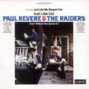 Paul Revere & The Raiders Album - Just Like Us