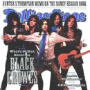 Johnny Colt, Chris Robinson, Rich Robinson - Rolling Stone Magazine Cover [United States] (30 March 1991)