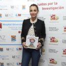 Paula Echevarria Presents 'Isabel, Alas De Mariposa' Tale