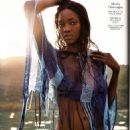 Oluchi Onweagba - Sports Illustrated Swimsuit Issue 2008 Scan - 454 x 629