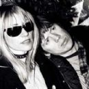 Kim Gordon and Thurston Moore - 300 x 276