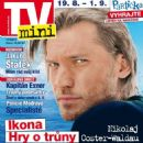 Nikolaj Coster-Waldau - TV Mini Magazine Cover [Czech Republic] (19 August 2017)