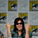 Norman Reedus-July 11, 2015-TV Guide Magazine: Fan Favorites at Comic-Con International 2015 - 454 x 585