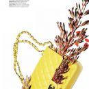 Eva Herzigova - Elle Magazine May 2010