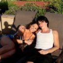 Coyote Shivers and Mayra Dias Gomes at Hotel Del Coronado