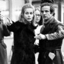 Claude Jade and Francois Truffaut - 454 x 283