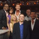 American Idol Season 4 - Finale - Backstage and Audience