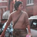 Lily Allen with Sam Cooper – Out in Chelsea - 454 x 923