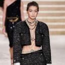 Gigi Hadid – Chanel Metiers D'art Runway Show in Paris