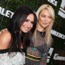 Demi Lovato–The 'Demi Lovato for Fabletics' Launch Party in Los Angeles - 454 x 349