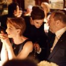 Emma Watson Charles Finch Chanel Pre Bafta Party In London