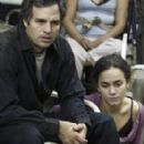 Alice Braga and Mark Ruffalo
