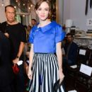 Danielle Panabaker Monse Fashion Show Spring 2016 Nyfw In Nyc