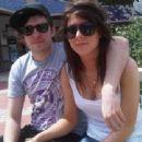 Josh Franceschi and Hanna Warnes