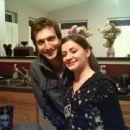Lacey Mosley and Joshua Sturm