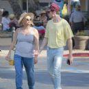Hilary Duff – Out in Malibu