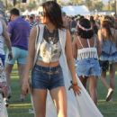 Kendall Jenner At 2014 Coachella