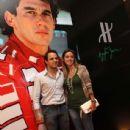 Felipe Massa and Rafaela Bassi - 437 x 640