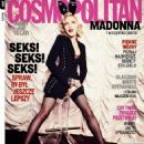 Madonna - Cosmopolitan Magazine Cover [Poland] (May 2015)