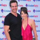 Aaron Jeffery and Zoe Naylor - 288 x 433