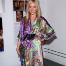 Celebrities At Bobbi Brown Makeup Manual Launch