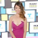 Masiela Lusha- 2016 Latin American Music Awards- Red Carpet - 445 x 600