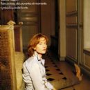 French Elle (October 2000) - Isabelle Huppert editorial - 454 x 609
