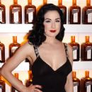 Dita Von Teese - Promote The Liquor's Newest Cocktail A Cointreaupolitan, 2 March 2010