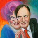 Barry Humphries - 320 x 425