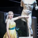 """Dove Cameron – Performs in """"The Light in the Piazza"""" Play at the Royal Festival Hall in London 06/12/2019 - 454 x 568"""