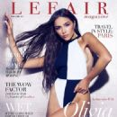 Olivia Culpo - Lefair Magazine Cover [United States] (September 2018)