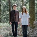 Alex Lawther and Jessica Barden