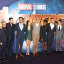'Avengers Infinity War' UK Fan Event - Red Carpet Arrivals