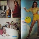 Ann-Margret - Cine Tele Revue Magazine Pictorial [France] (14 March 1963) - 454 x 316