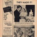 Lex Barker and Arlene Dahl - Movie Life Magazine Pictorial [United States] (July 1951)