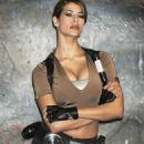 as Lara Croft the Tomb Raider