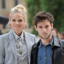 Gabriella Wilde and Roo Panes - 454 x 323