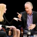 Ann Coulter and Bill Maher