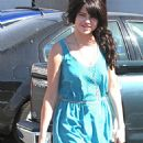 Selena Gomez shops then goes to a recording studio in Hollywood - September 24, 2009