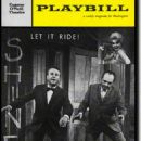 Let It Ride!, George Gobel, Sam Levene,musicals, - 454 x 673
