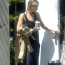 Margot Robbie – Leaves a friend's house in Los Angeles