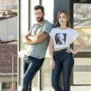 Elçin Sangu and Baris Arduç :  Hürriyet - Kelebek Newspaper Photo Shoots - September 2016
