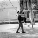 Brenda Benet and Paul Petersen At Play in 1965 - 450 x 354