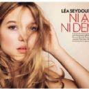 Léa Seydoux - Marie Claire Magazine Pictorial [France] (April 2012)