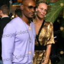 Tyson Beckford and April Roomet