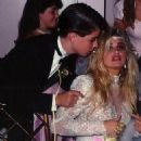 Bobbie Brown and Jani Lane's wedding - 454 x 502