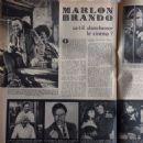 Marlon Brando - Festival Magazine Pictorial [France] (8 August 1961)