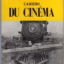 Buster Keaton - Cahiers du Cinéma Magazine Cover [France] (August 1958)