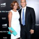 Gayle King and Cory Booker - 454 x 701