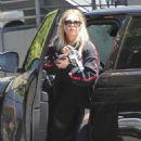 Ashley Benson – Leaving gym in West Hollywood